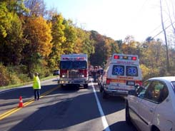 Fatal Accident Route 22 Brewster